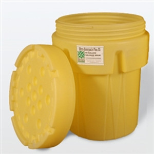 UltraTech 0580 Overpack Plus Drum Containment 95 gal, DOT Yellow, UN Rated
