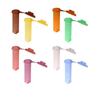 BioPlas 4050 Microcentrifuge Tube, 2.0mL, G-Tube, Flat Top, pack/500