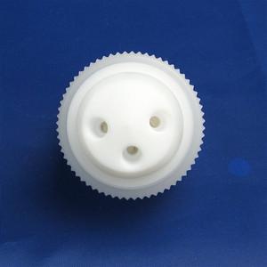 3-Port Cap/ Filling Cap for Nalgene 38-430 Bottle, Complete Kit