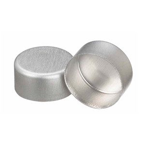 224189 11mm Seal, Solid Top, Aluminum, Unlined, case/1000