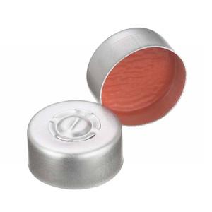 13mm Seal, Center Tear-Out Aluminum, PTFE/Rubber, case/1000