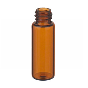 2mL S/T Vial In Lab File, Borosilicate Glass Amber, case/200