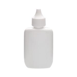 Wheaton 226434 35mL Bottle, Oval Spray, LDPE, White, PP Cap, case/144