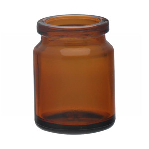 15mL Uni-Dose Vials, Type III Amber, case/500
