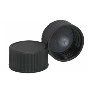 20-400 Black Caps, Poly Cone Liner, case/144