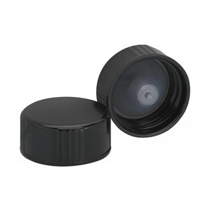 22-400 Black Caps, Poly Cone Liner, case/144