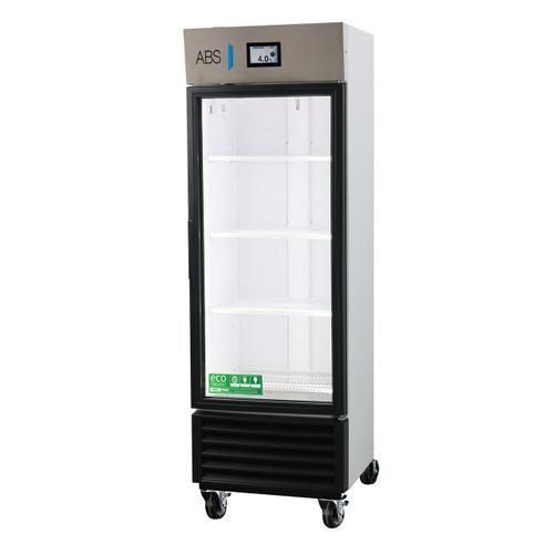 TempLog Premier Laboratory Single Glass Door Refrigerator 26 Cu. Ft