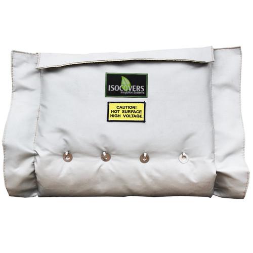 """UniTherm ISO-WRAP Insulation Jacket, 48""""L x18""""W"""