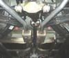 Split Rear Tail Pipes, Pontiac GTO