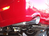 """2005-2010 Mustang Axle back Systems, 4"""" Double Wall Stainless Tips"""