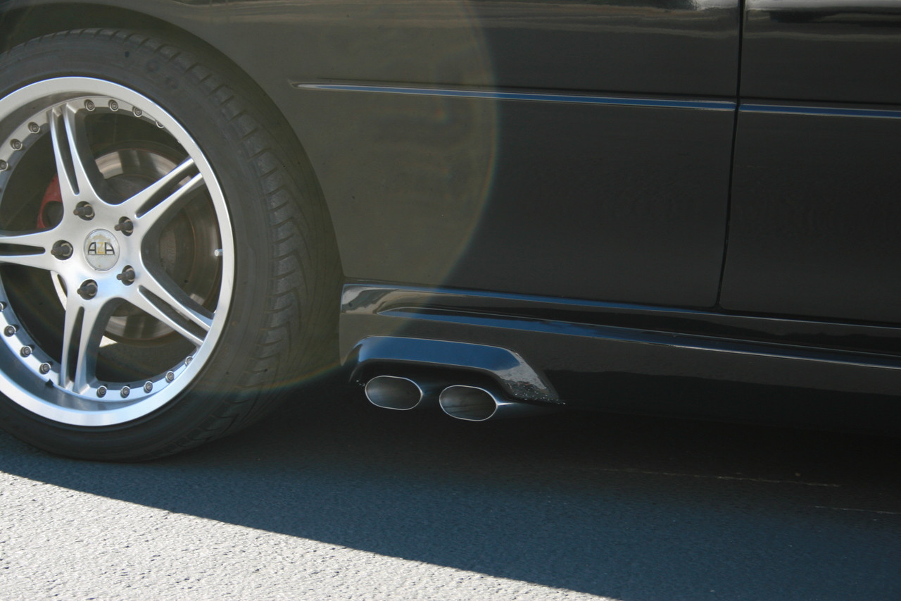 Dual Oval Tips