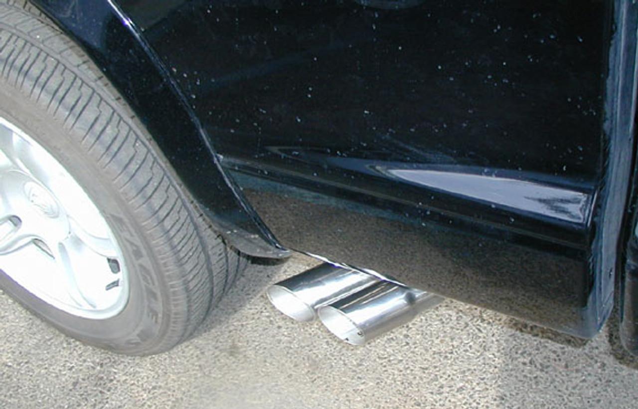 """Dodge Dakota 3"""" X-Pipe"""