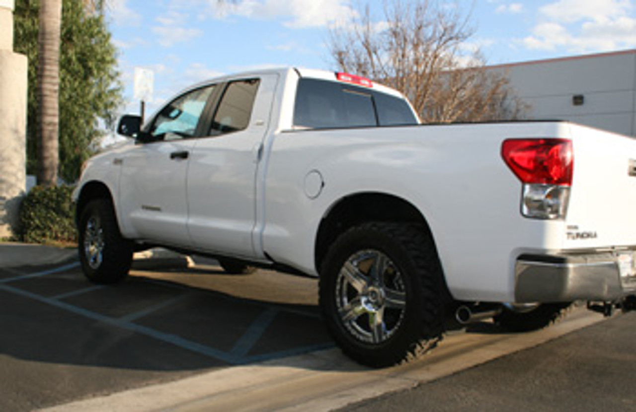 """SpinTech 2 ¼"""" Tundra True Dual X-Pipe System"""