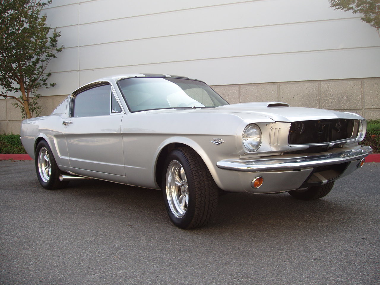 1965 Mustang FastBack