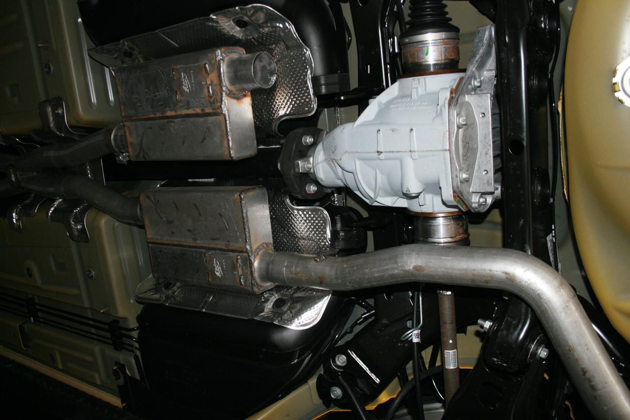 2009 Challenger Install