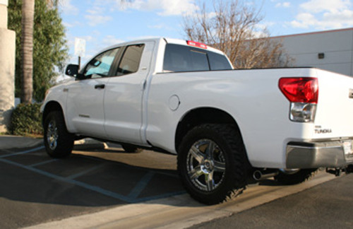 "SpinTech 2 ¼"" Tundra True Dual X-Pipe System"