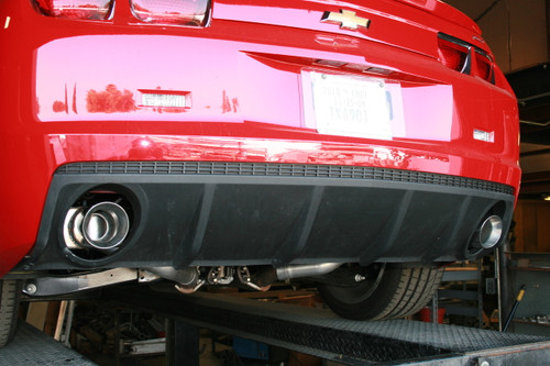 "Camaro - 2010 -  2½""-3""  X-Pipe & H-Pipe Systems"