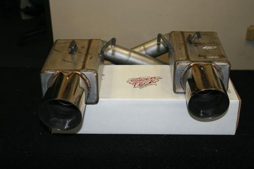 Camaro Mufflers, Stainless