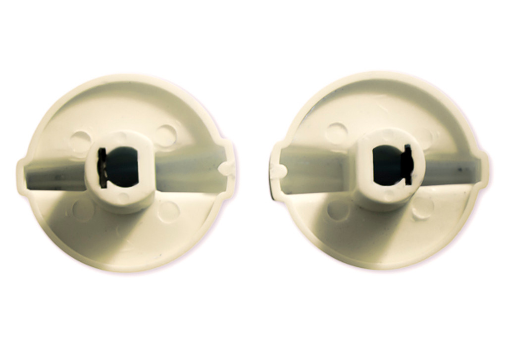 L5 Gas/Water Adjustment Knobs Back View
