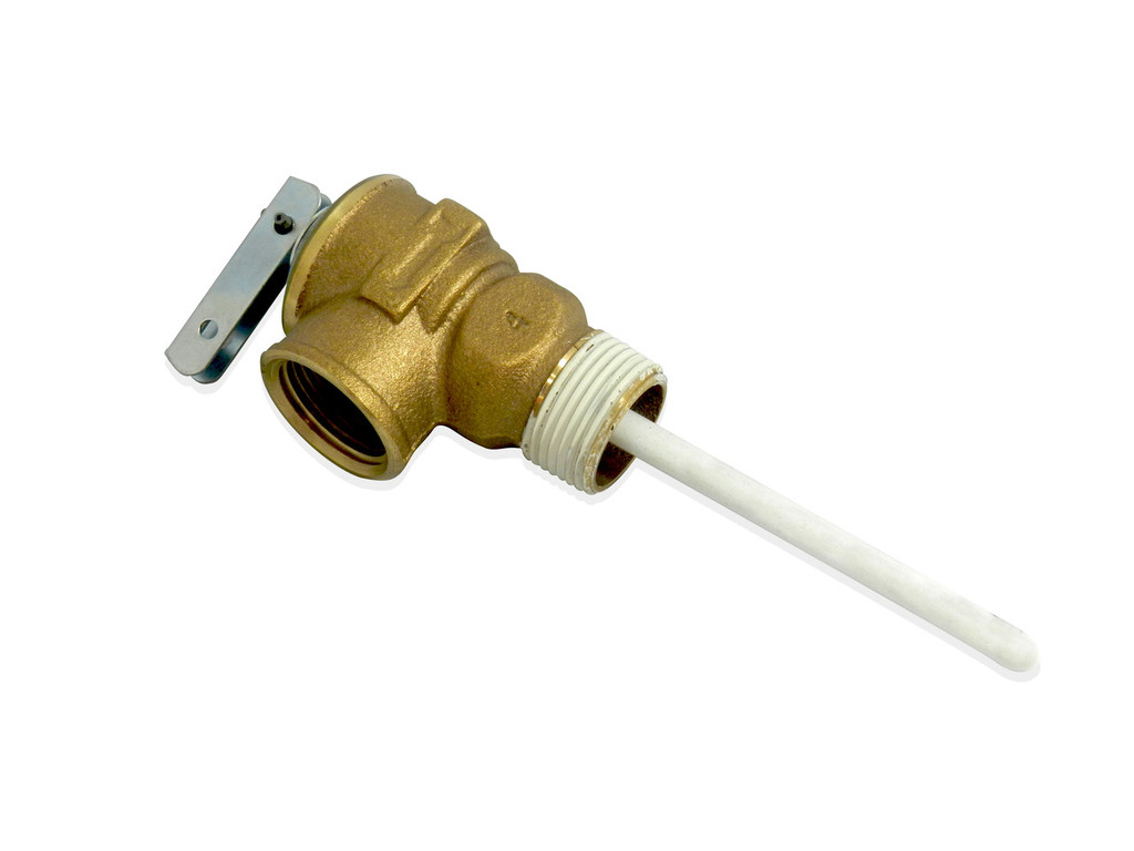 "3/4"" Temperature and Pressure Relief Valve Alternate Side View 2"