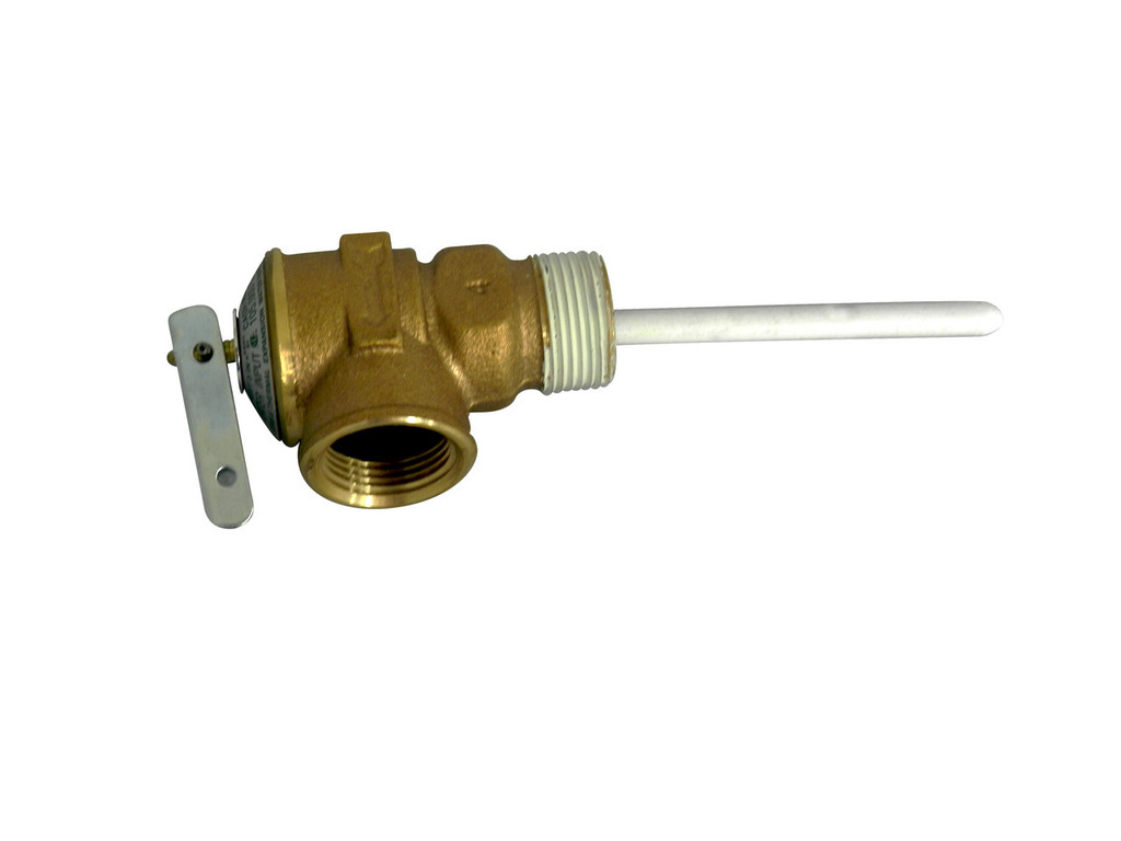 "3/4"" Temperature and Pressure Relief Valve Alternate Side View 3"