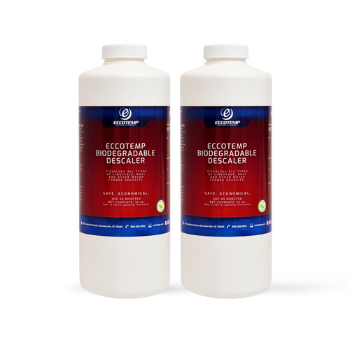 Eccotemp System Descaler Solution - 32 oz. (2 Pack)