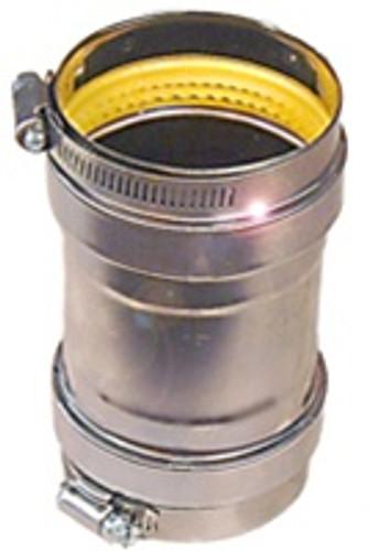 "Eccotemp 3"" Universal Adapter Side View"