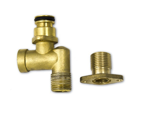 40 Series Water Inlet / Outlet Assembly