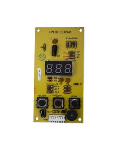 40HI Temperature Display