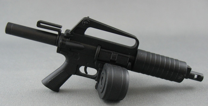 Hot Toys - M231 Firing Port Weapon - The 'Patriot""