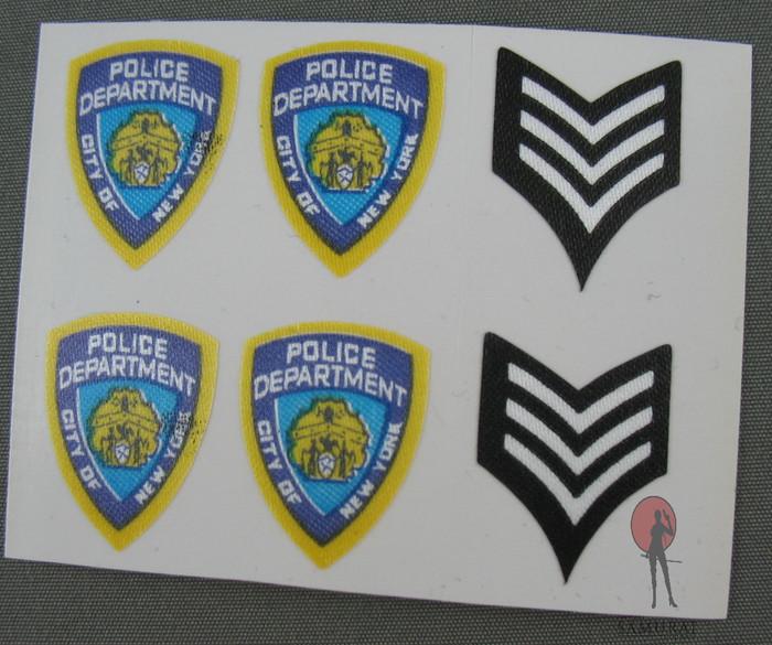 ZC World - Police Badges