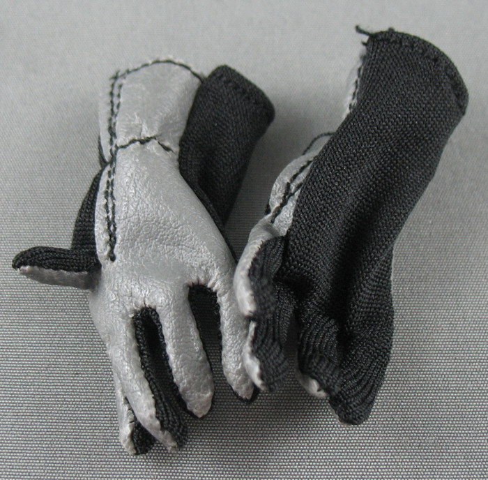 VHT - Gloves - Black and Gray