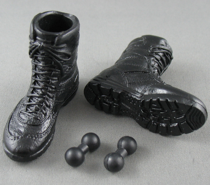 VHT - Duty Boots with Foot Pegs