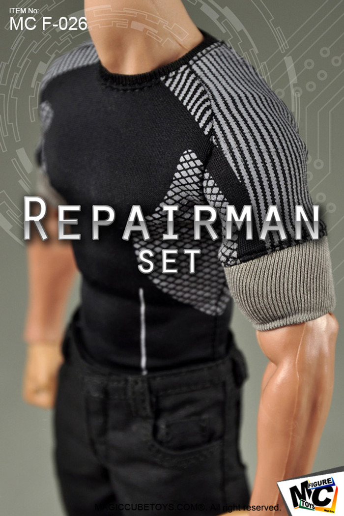 Magic Cube - Repairman - Tony Stark