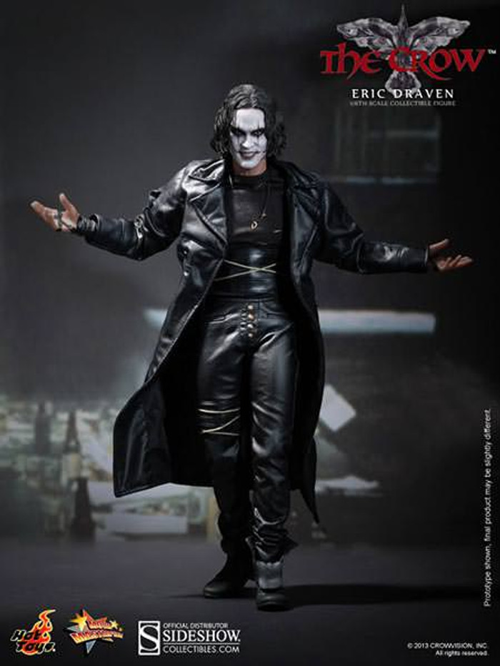 Hot Toys - The Crow - Eric Draven