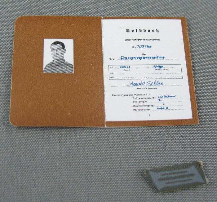 DML - Passport & Badge