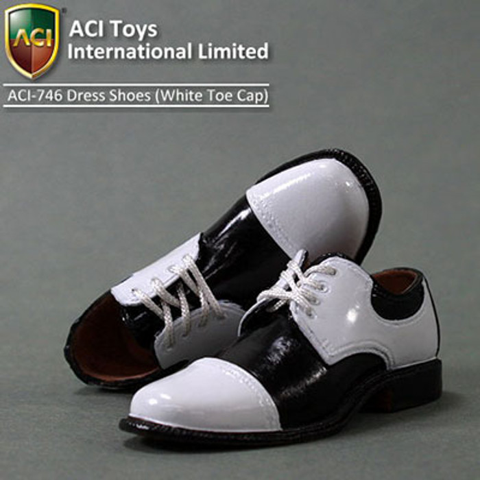 ACI - Dress Shoes - White Toe Cap