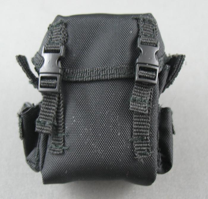 Art Figures - Gas Mask Bag - Black