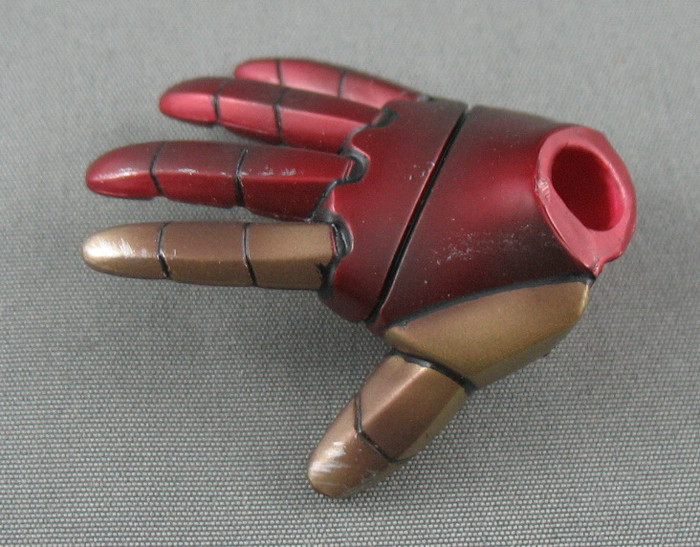 Hot Toys - Ironman Armor - Right Hand - Damaged