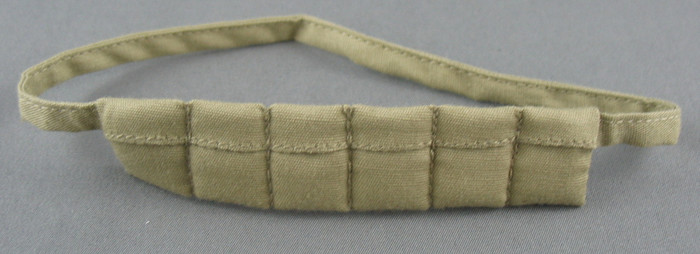 DID - Ammo Belt - Olive /w Cartridge Pouches