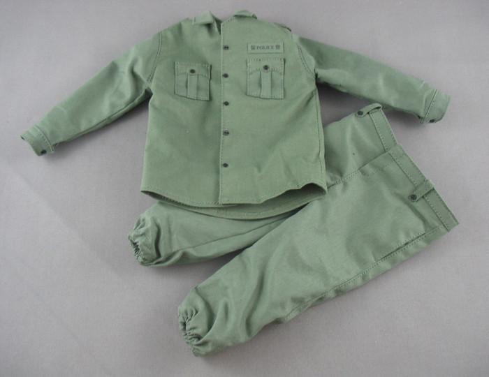 ZC World - PTU Uniform - Oversized - Green