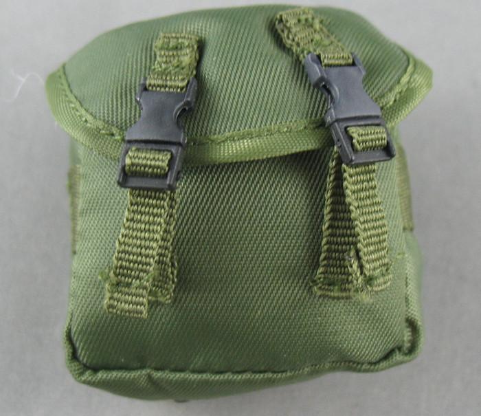 DAM - Gas Mask Bag - Green