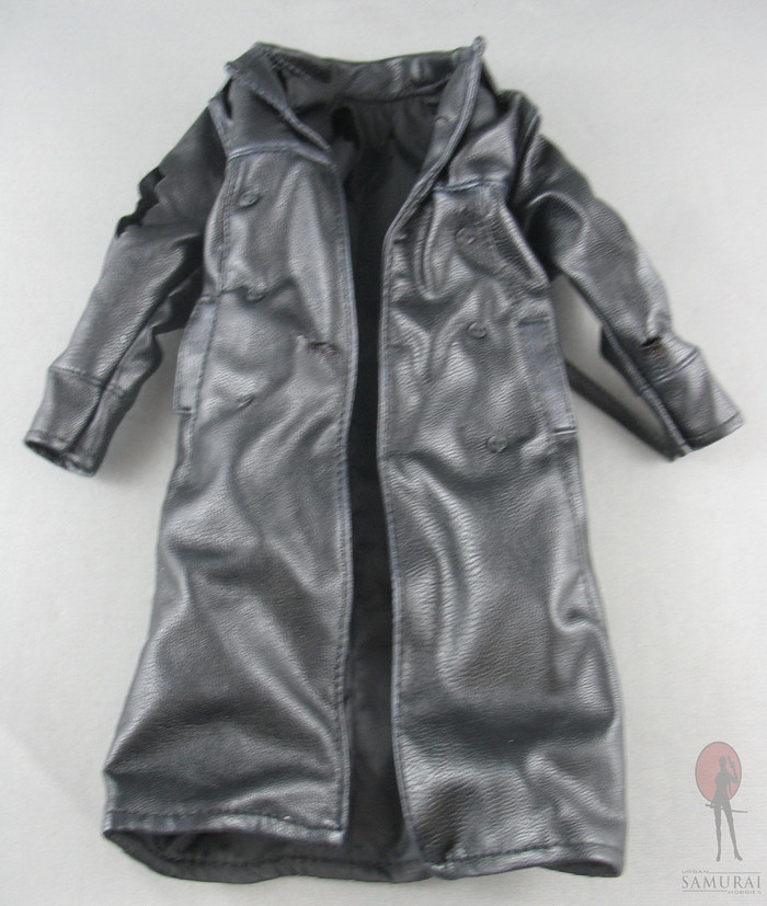 Hot Toys - Trench Coat - Leather - Black