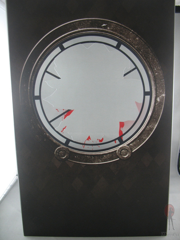 Hot Toys - Backdrop - Shattered Circle Window - Bloody