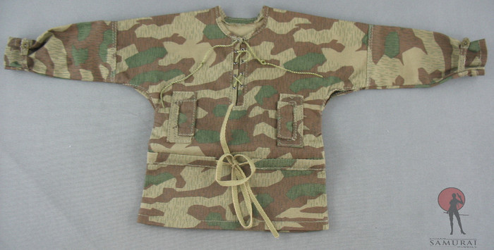 DID - Camouflage Smock - Woodland
