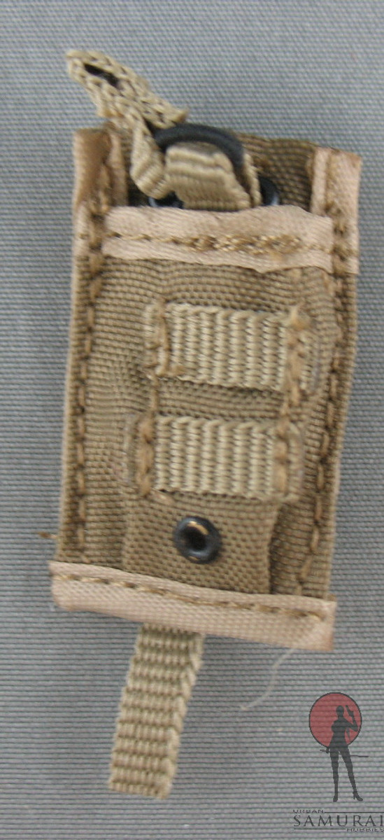 Soldier Story - Mike M4 Mag Pouch - Single - Tan