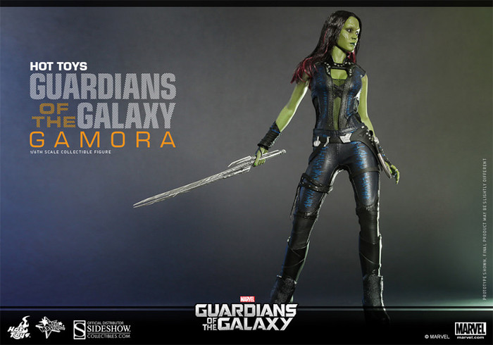 Hot Toys - Guardians of the Galaxy - Gamora