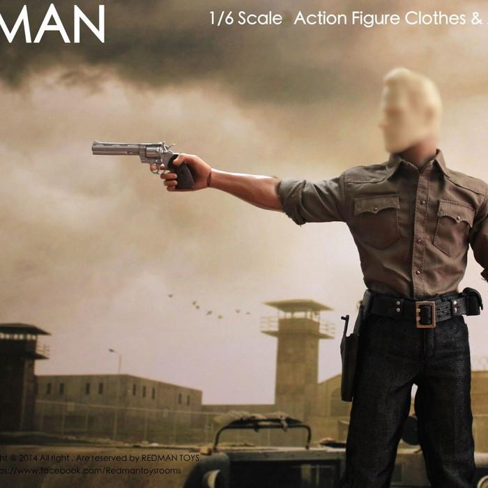 Redman - The Walking Dead - Rick Grimes - Sheriff - Casual