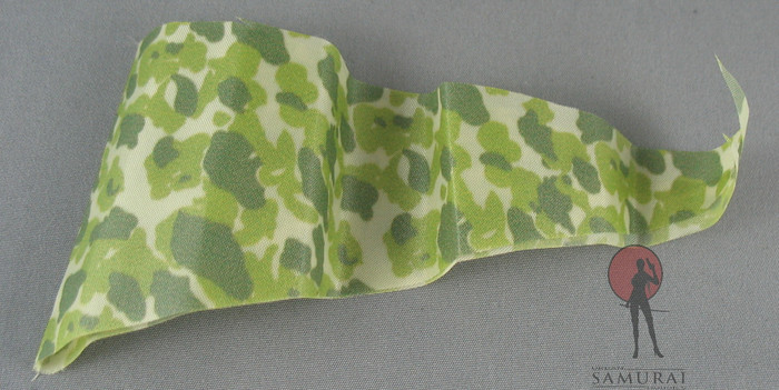 ACE - Scarf - Parachute Camouflage - Bright Green & White