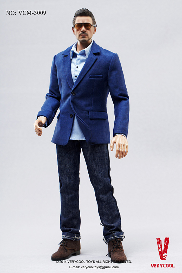 Very Cool - Tony Suit Set